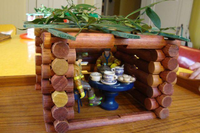 Build A Tabletop Or Model Sukkah Bible Belt Balabusta