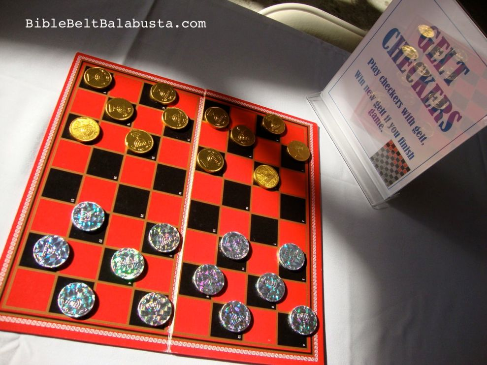 Real Gelt Checkers