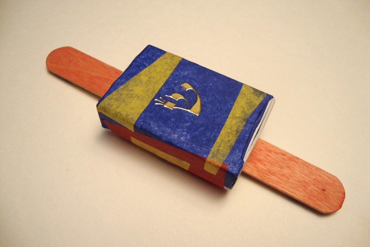 Make A Bible Scroll Craft