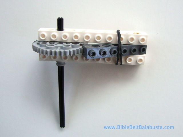 LEGO Gragger: a DIY version | Bible Belt Balabusta