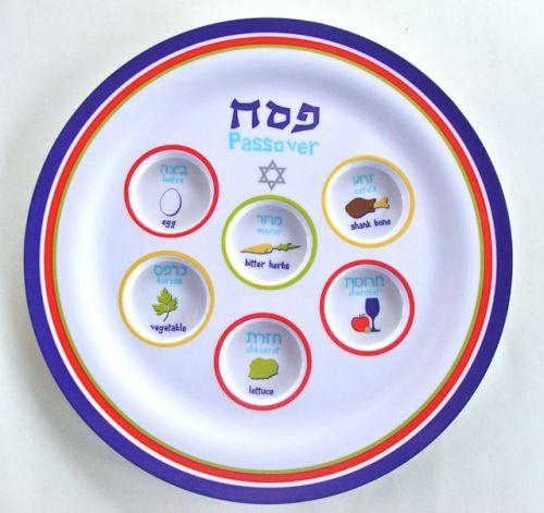 Target seder plate 2012