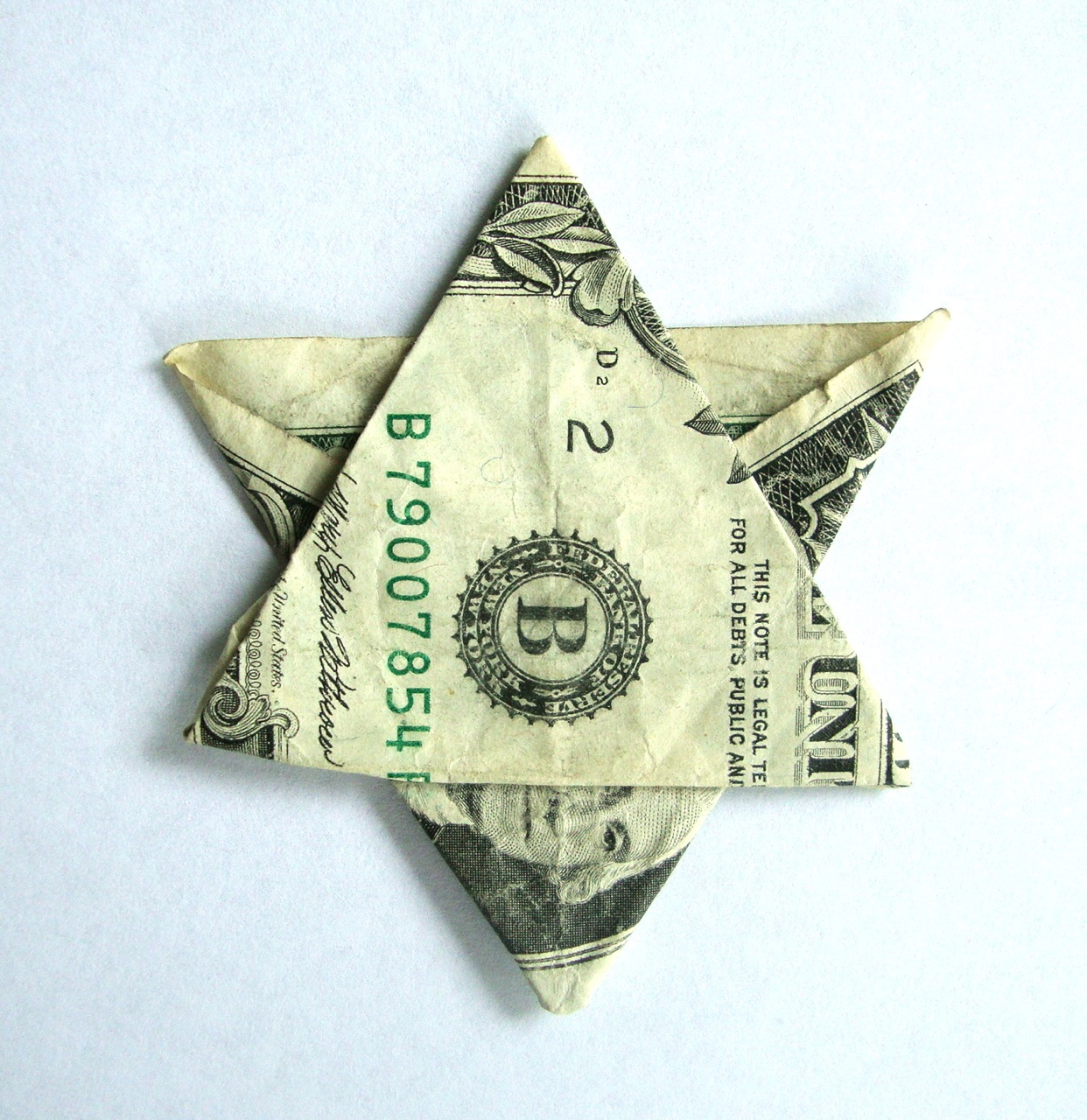 $1 Star of David (Fred Rohm) - YouTube | 1280x1242