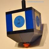 DIY LEGO dreidel