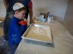 Find the Dreidel in the Flour