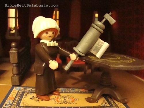 Playmobil Megillah
