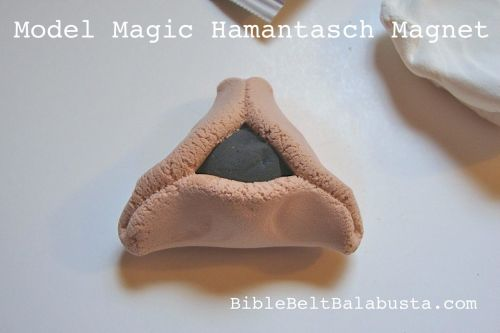 Model Magic Hamantasch: mohn flavor
