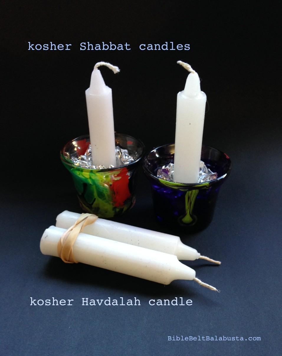 making havdalah candles with kids bible belt balabusta