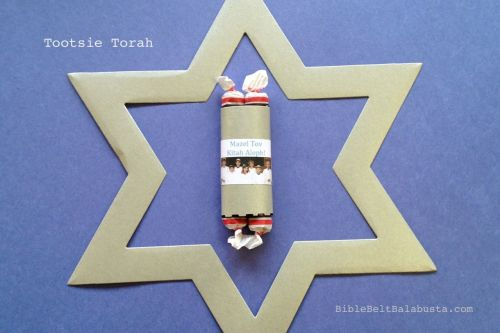 Tootsie Torah 2