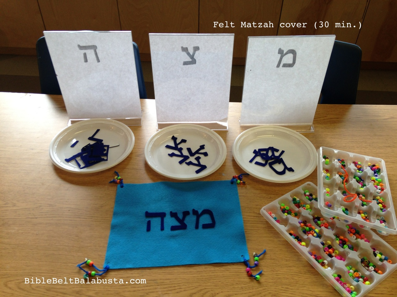 Passover bible belt balabusta page 2 for Passover crafts for sunday school