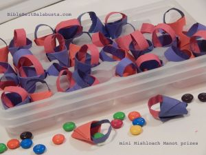mini Mishloach Manot (prize)