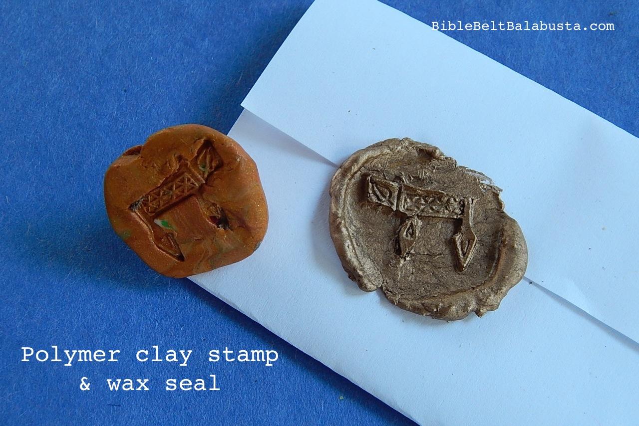 Wax Seals A Pre Yom Kippur Demo Bible Belt Balabusta
