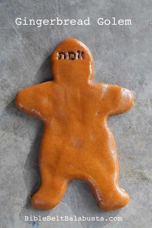 Gingerbread Golem