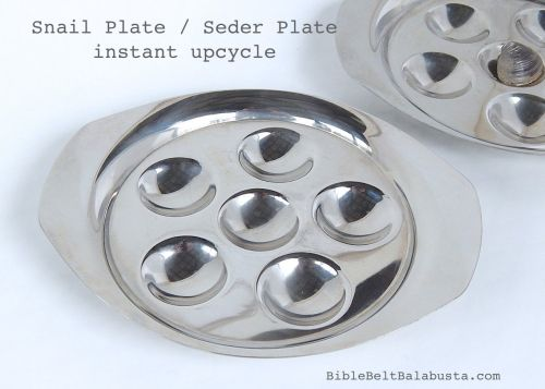 snail plates