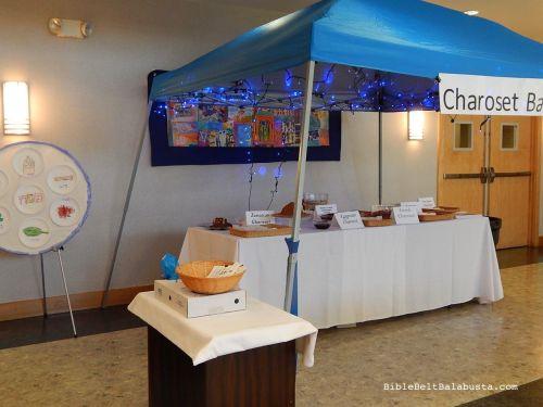 Charoset Bar