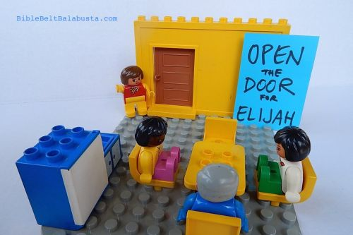 DUPLO Door for Elijah