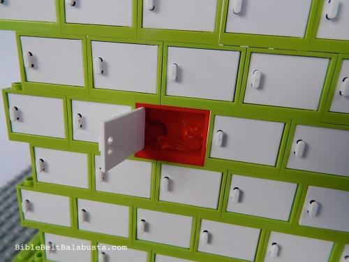 LEGO omer counter Lag BaOmer