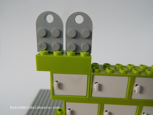 LEGO omer counter tablets