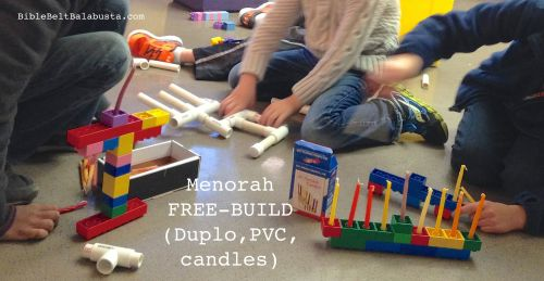 Building menorahs 2